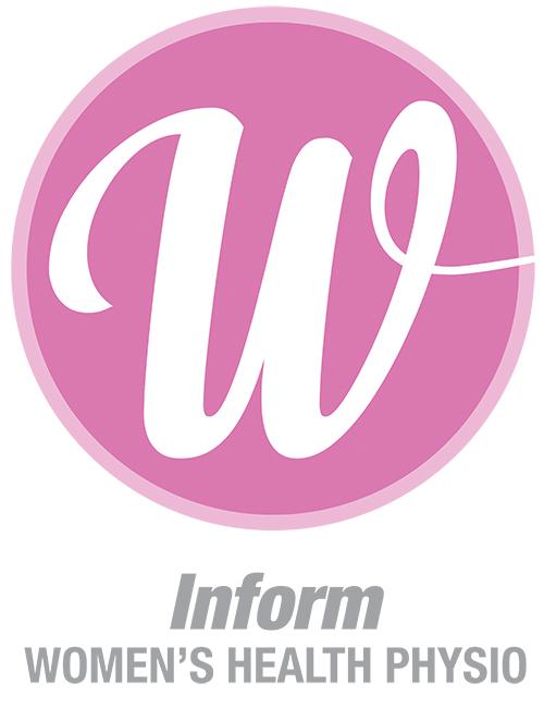 K39606_Inform Physio_Womens Health window sticker_grey text